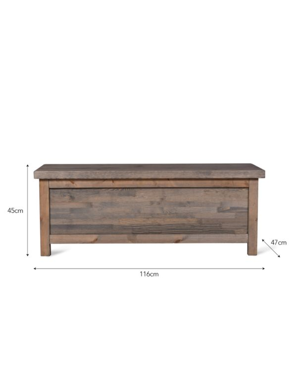 Alsworth Hallway Bench Box