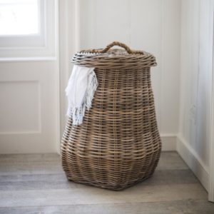 Bembridge Laundry Basket - Rattan