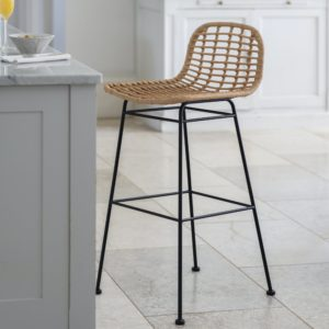 Hampstead Bar Stool - PE Bamboo