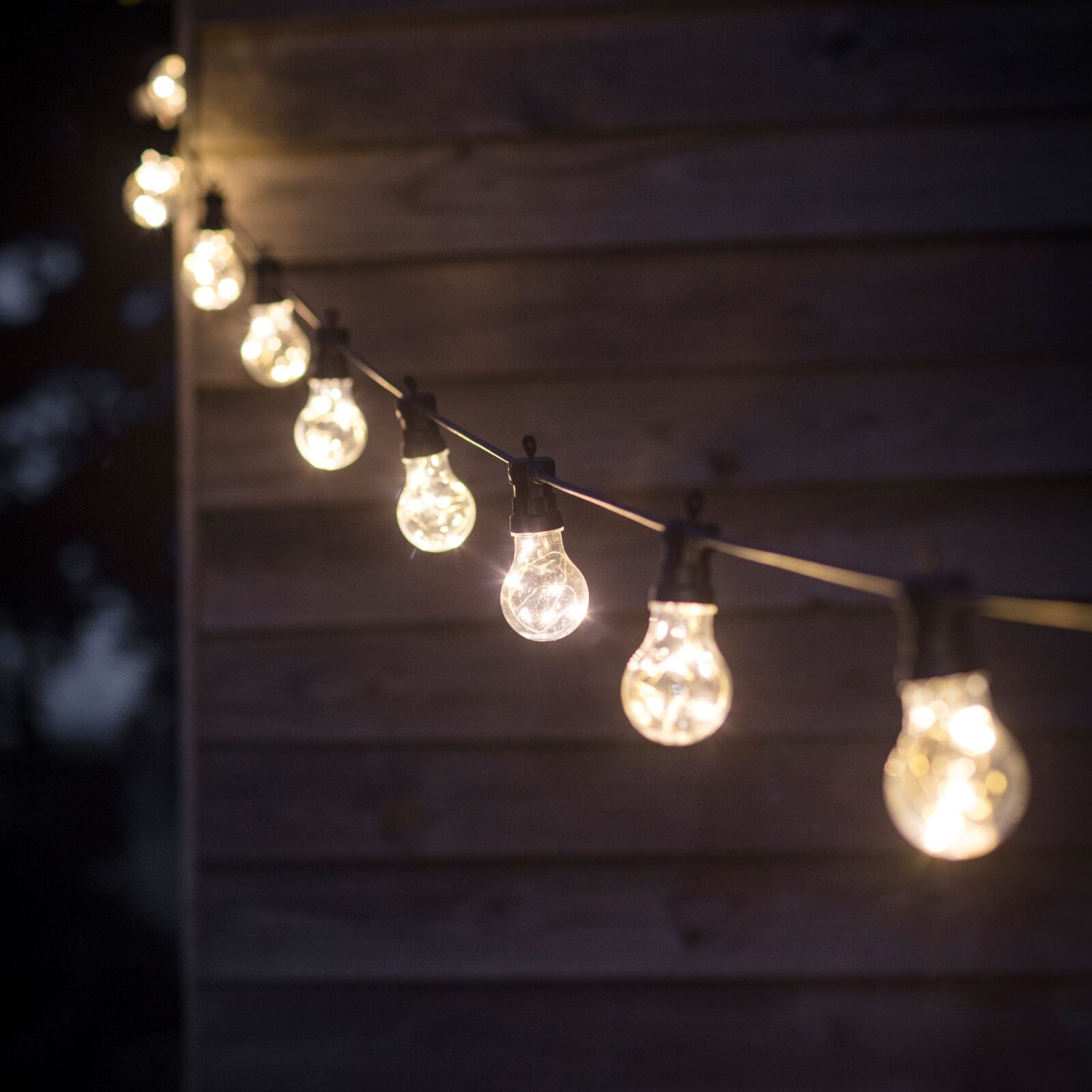Festoon Lights, Classic PVC