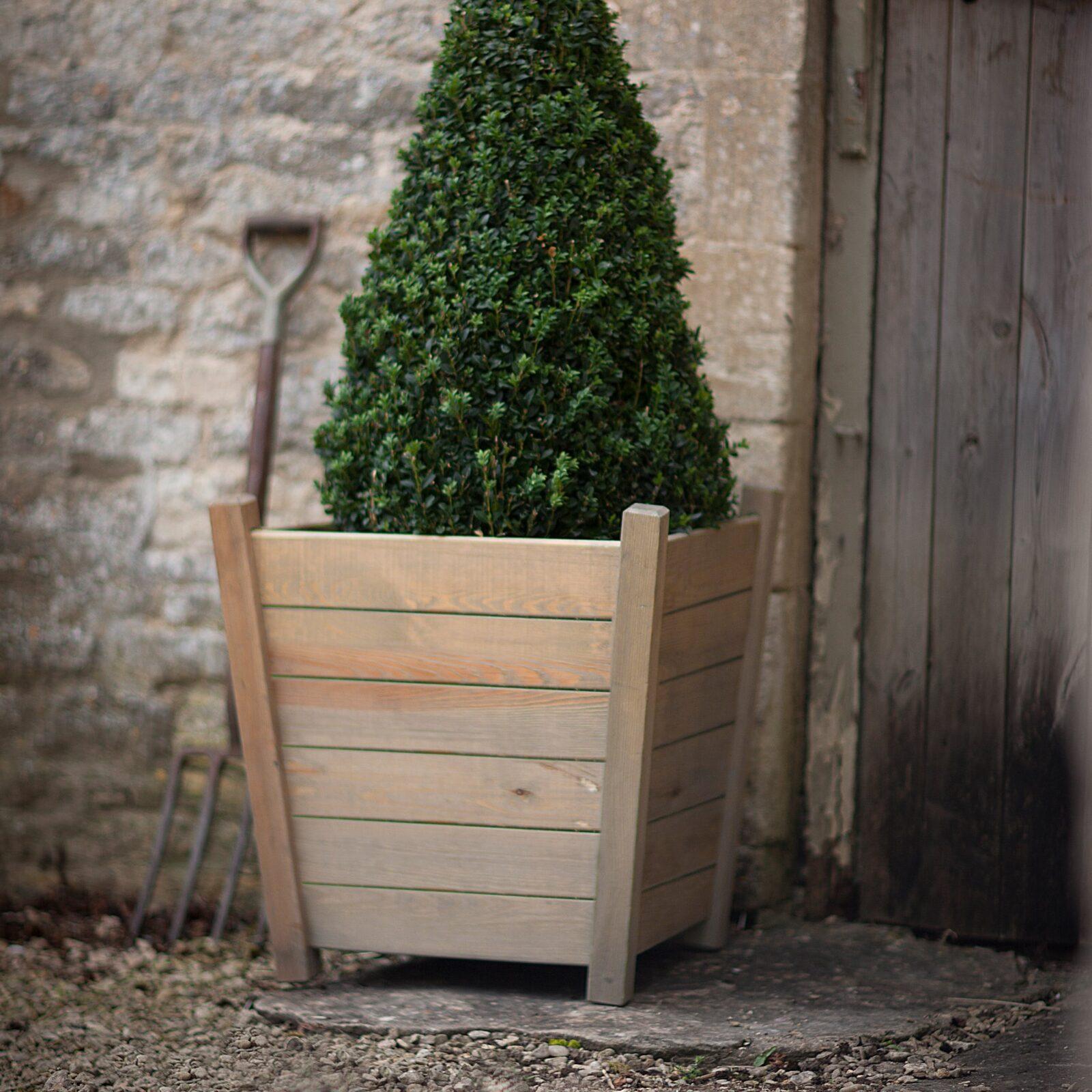 Kingham Planter Spruce Large