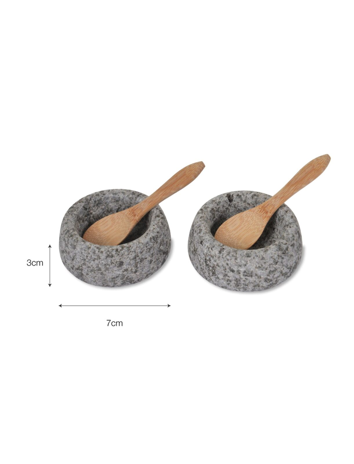 Salt & Pepper Pots Granite