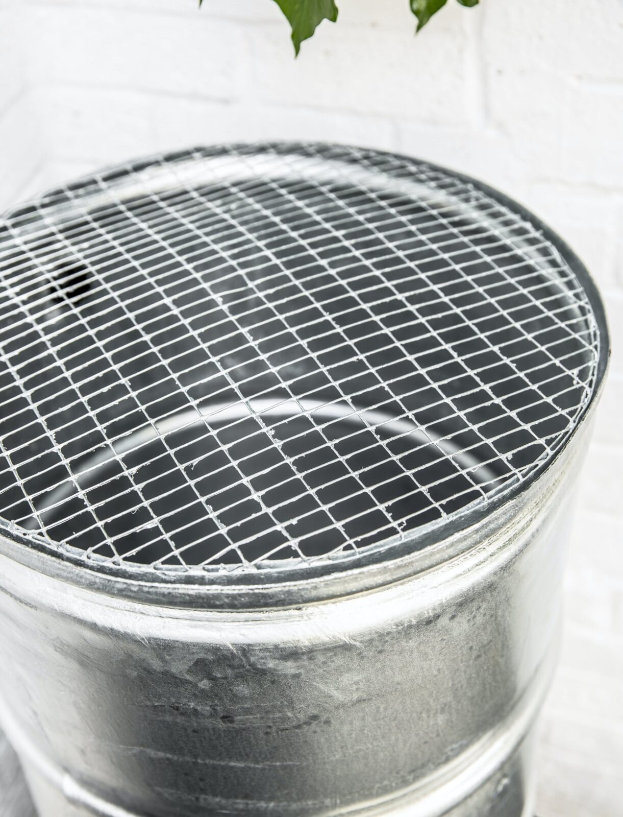 Water Butt - Galvanised Steel