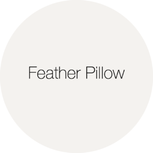 Earthborn Feather Pillow