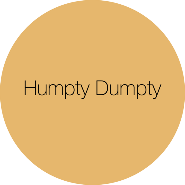 Earthborn Humpty Dumpty