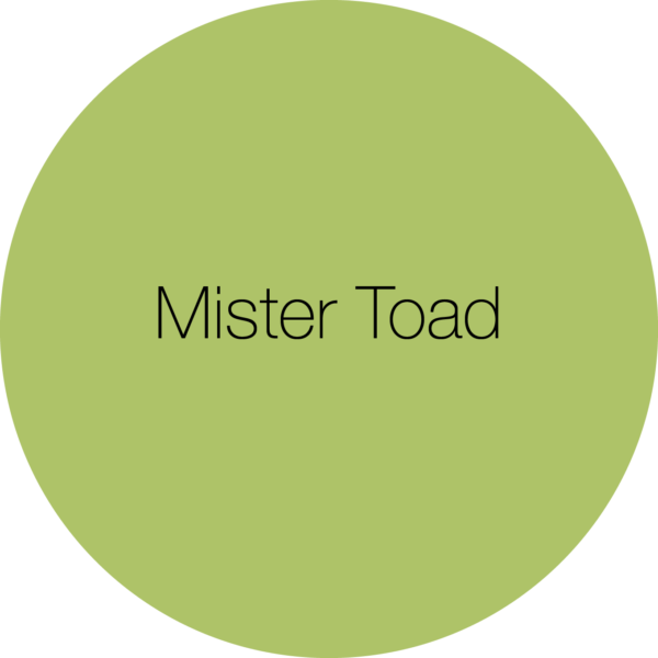 Earthborn Mister Toad