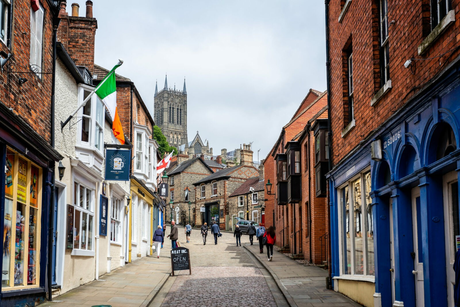 What to do when visiting Lincoln
