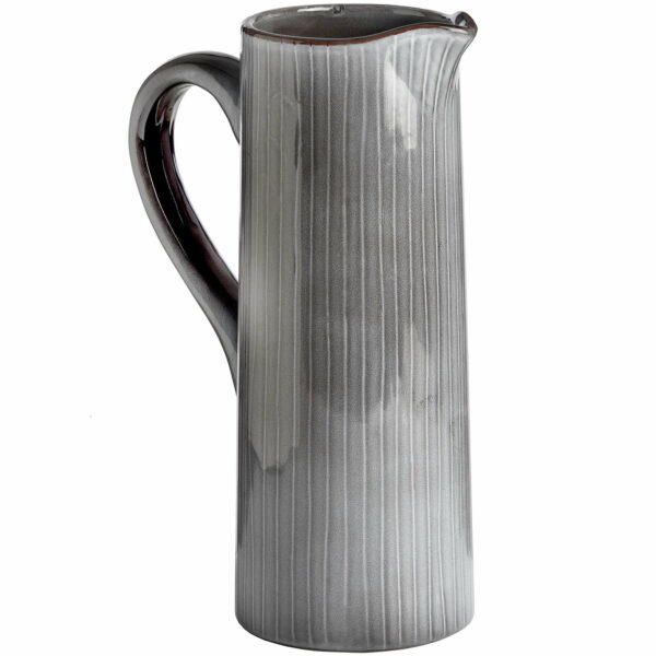 Grey Ceramic Display Jug