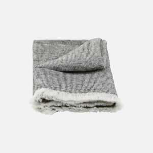House Doctor Latur Towel in Grey
