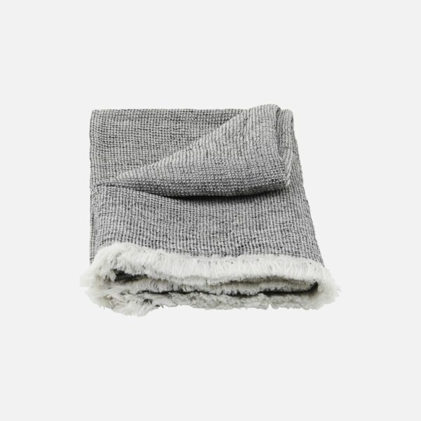 House Doctor Latur Towel in Grey
