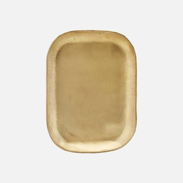 House Doctor Gold Tray