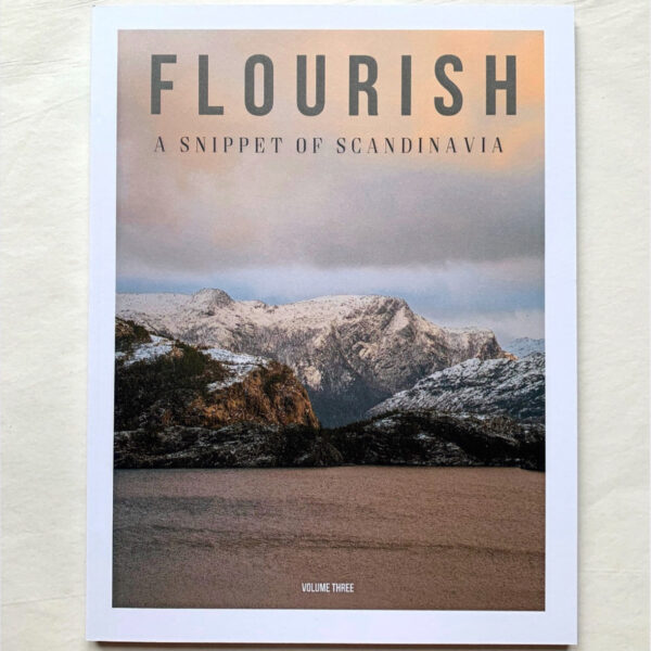 Flourish magazine volume 3
