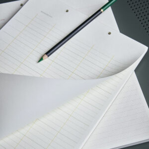 Monograph Pair of notepads