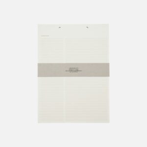 Pair of Monograph Notepads