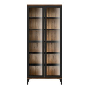 Display Cabinet Black