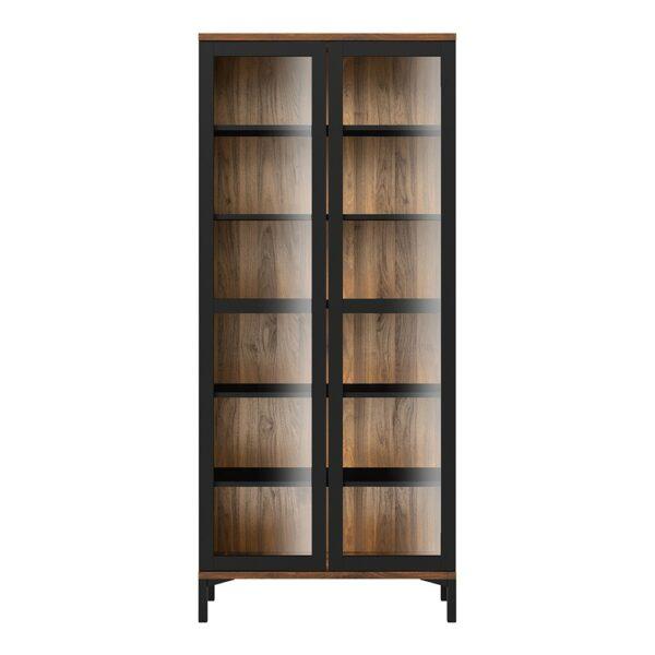 Display Cabinet Black