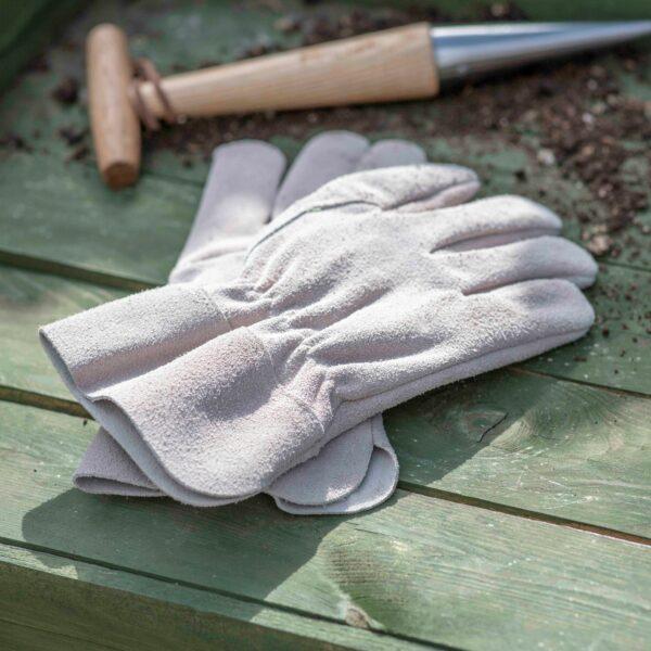 Garden Gloves Suede