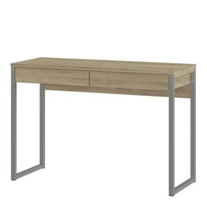 Simple Desk - Oak