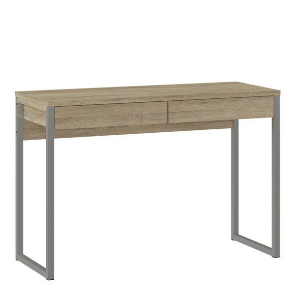 Simple Desk - Oak