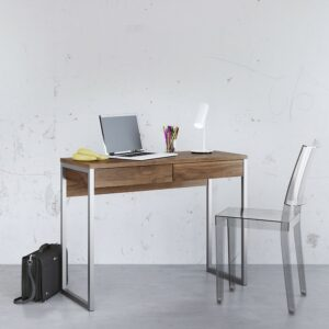 Simple Desk - Walnut