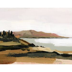 Laurie Anne Forest Lake Print
