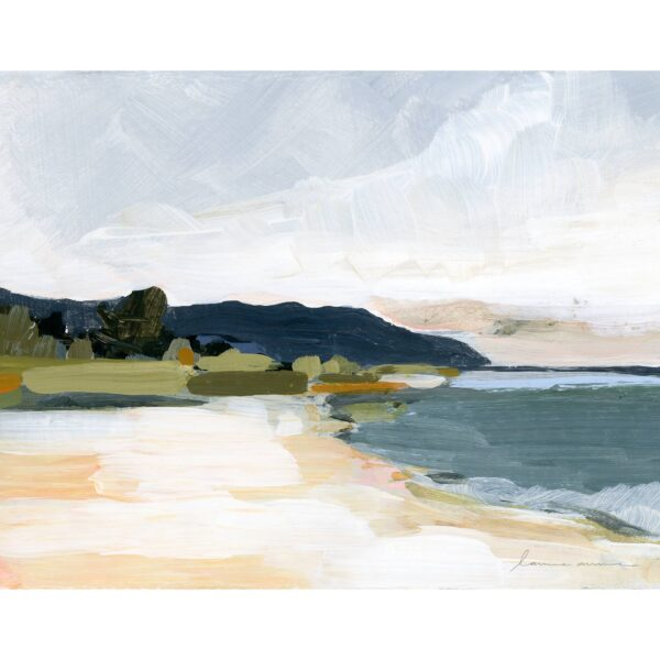 Laure Anne Giclee Print Northern Shores