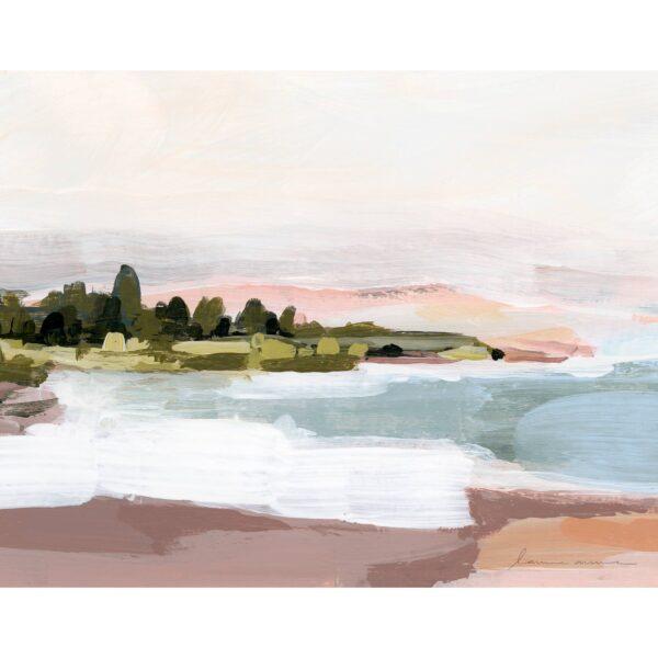 Antelope Island Laurie Anne Art Print