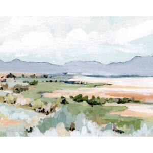 Laurie Anne Art Print Antelope Horizon Island